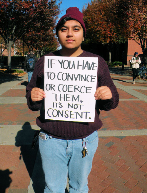 a straight forward understanding of consent